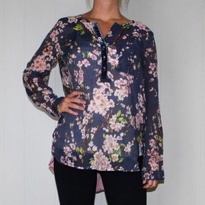 Aratta long sleeve Floral Top